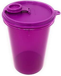 Tupperware 36 Oz Mega Purple Tumbler with Pour Seal