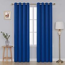 Amazon.com: sapphire blue curtains