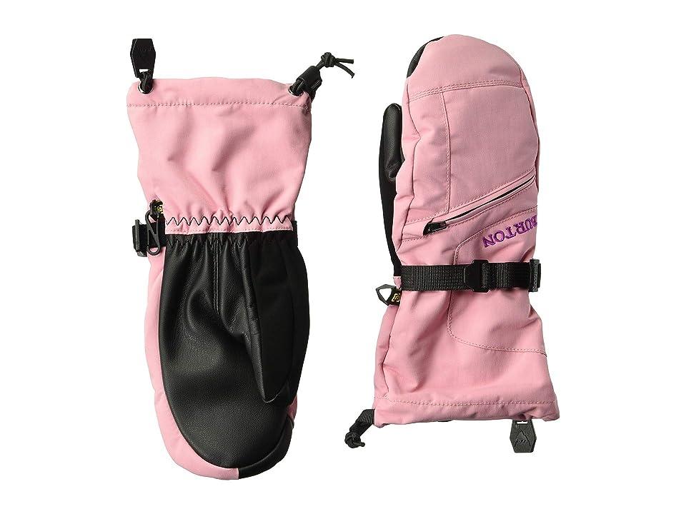 Burton Vent Mitt (Little Kids/Big Kids) (Sea Pink) Snowboard Gloves