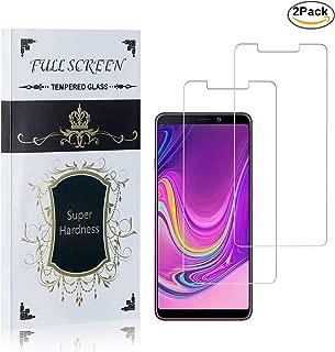 Pellicola Protettiva per Samsung Galaxy J4 Plus 2018 Display Proteggi Schermo 9H SONWO Galaxy J4 Plus 2018 Vetro Temperato Alta Definizione Senza Bolle Anti graffio 1 Pezzi