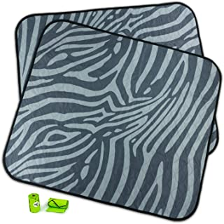 Washable Pee Pads for Dogs. Reusable and Waterproof Dog Pee Pads are Great as Puppy Training Pads   Incontinence Protection for Older Dogs   Crate Liners   10% to Charity   Waterproof Dog Blanket