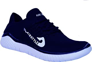 MAX AIR Sports Running Shoes Navy
