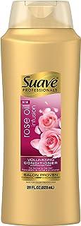 Suave Professionals Conditioner Rose Oil Infusion 28 oz