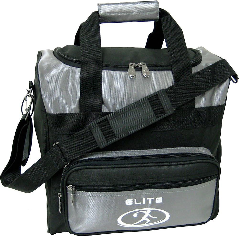 ELITE Albuquerque Mall Impression Single Tote Bowling Bag OFFicial shop Silver