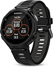 Garmin Forerunner 735XT, Multisport GPS Running Watch With Heart Rate, Black/Gray