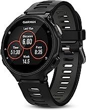 $228 » Garmin Forerunner 735XT, Multisport GPS Running Watch With Heart Rate, Black/Gray