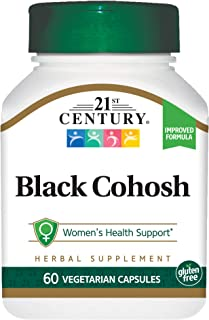 21st Century Black Cohosh, 60 Count