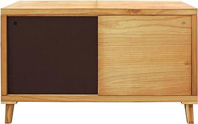 Mobili Rebecca® Mueble auxilia Armario Bajo Pasillo Salón 2 ...