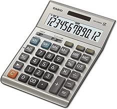 Casio Dm-1200bm Calculators Extra Large Display Desk-top Type Dm1200bm /Genuine