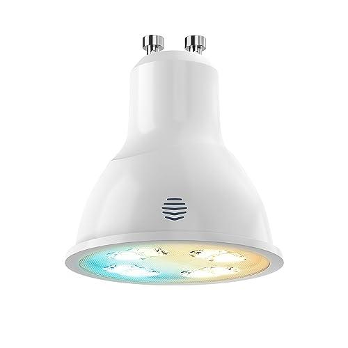 Hive Light Cool to Warm White Smart Bulb, GU10, 5.4 W