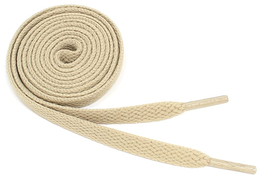 Flat Shoelaces 5/16