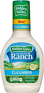 Hidden Valley Original Ranch Flavors Dressing - Cucumber - 16 oz