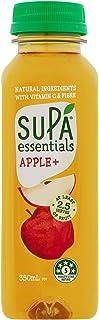 Supa Essentials Juice, Apple +, 15 x 350 ml