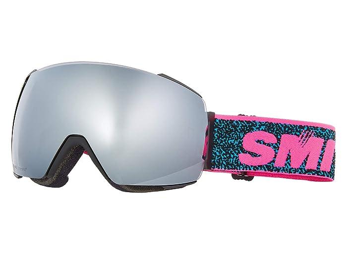 I/O MAG Goggle (Pink '93/Chromapop Sun Platinum Mirror/Chromapop Storm Rose Flas) Snow Goggles