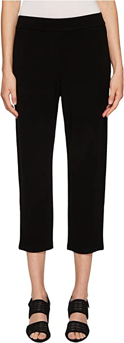 Eileen Fisher - Cropped Trousers
