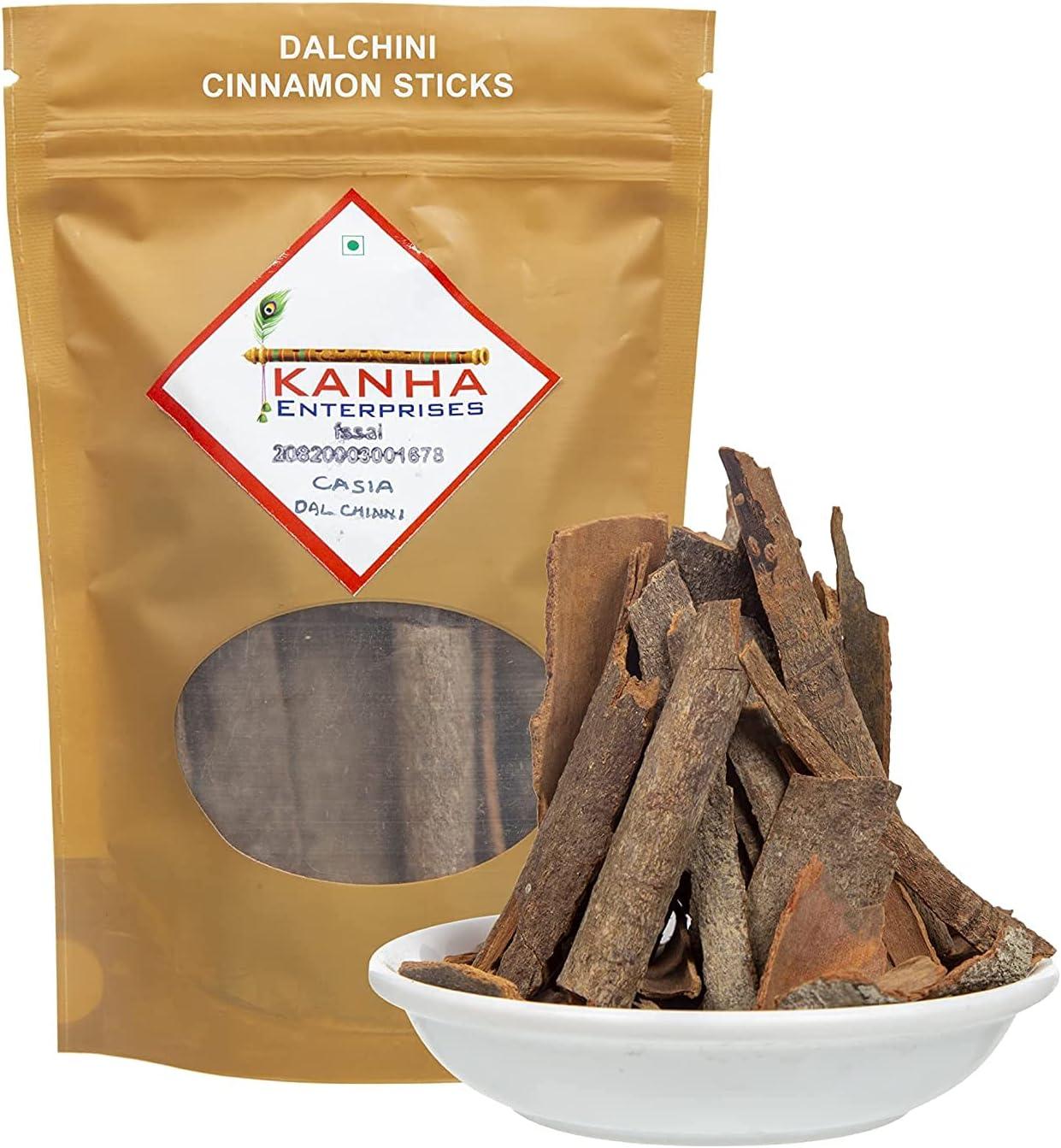 Carlos Kanha Enterprises Natural Sale item Superior Fresh Cinnamon Dalchini Sticks