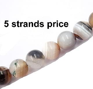 montana agate beads