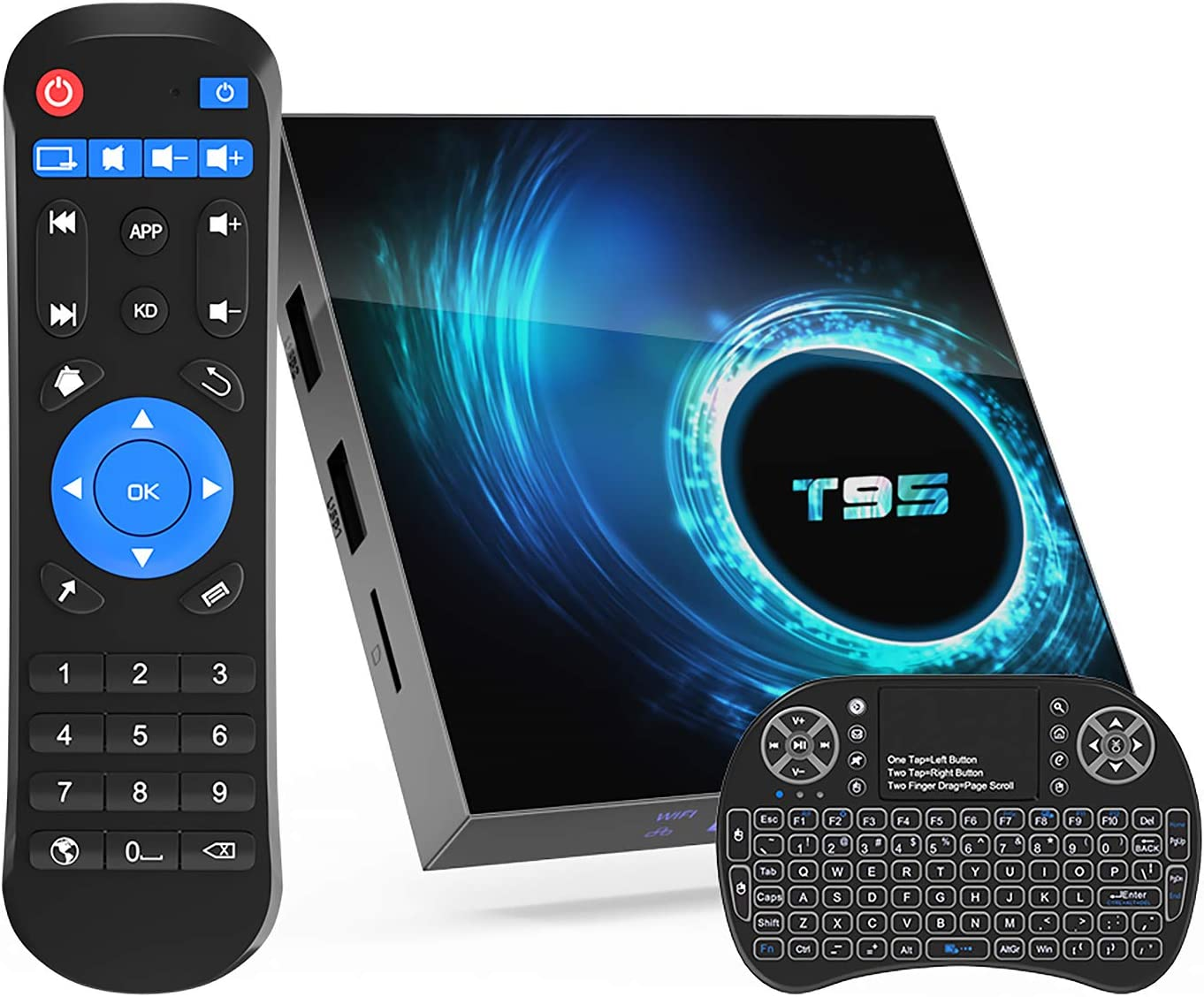 Android 10.0 TV Box Allwinner H616 RAM 4GB 32GB ROM Quad-Core An Ranking TOP6 All stores are sold