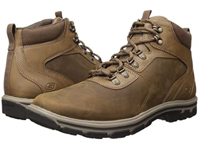 SKECHERS Segment Mestor (Desert Brown) Men