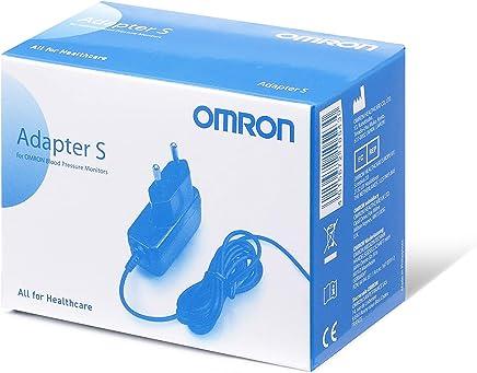 OMRON Alimentatore per Misuratore di Pressione, Adapter S, Compatibile con M2, M3, M6, M7, MIT5S, 240 V