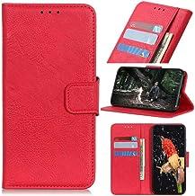 جراب Wuzixi لهاتف Nokia 4.2. مضاد للخدش، جراب قلاب مزود بمسند تثبيت جانبي مزود بخاصية تثبيت فتحات للبطاقات، جراب من جلد البولي يوريثان لهاتف Nokia 4.2. Nokia 4.2 Nokia 4.2