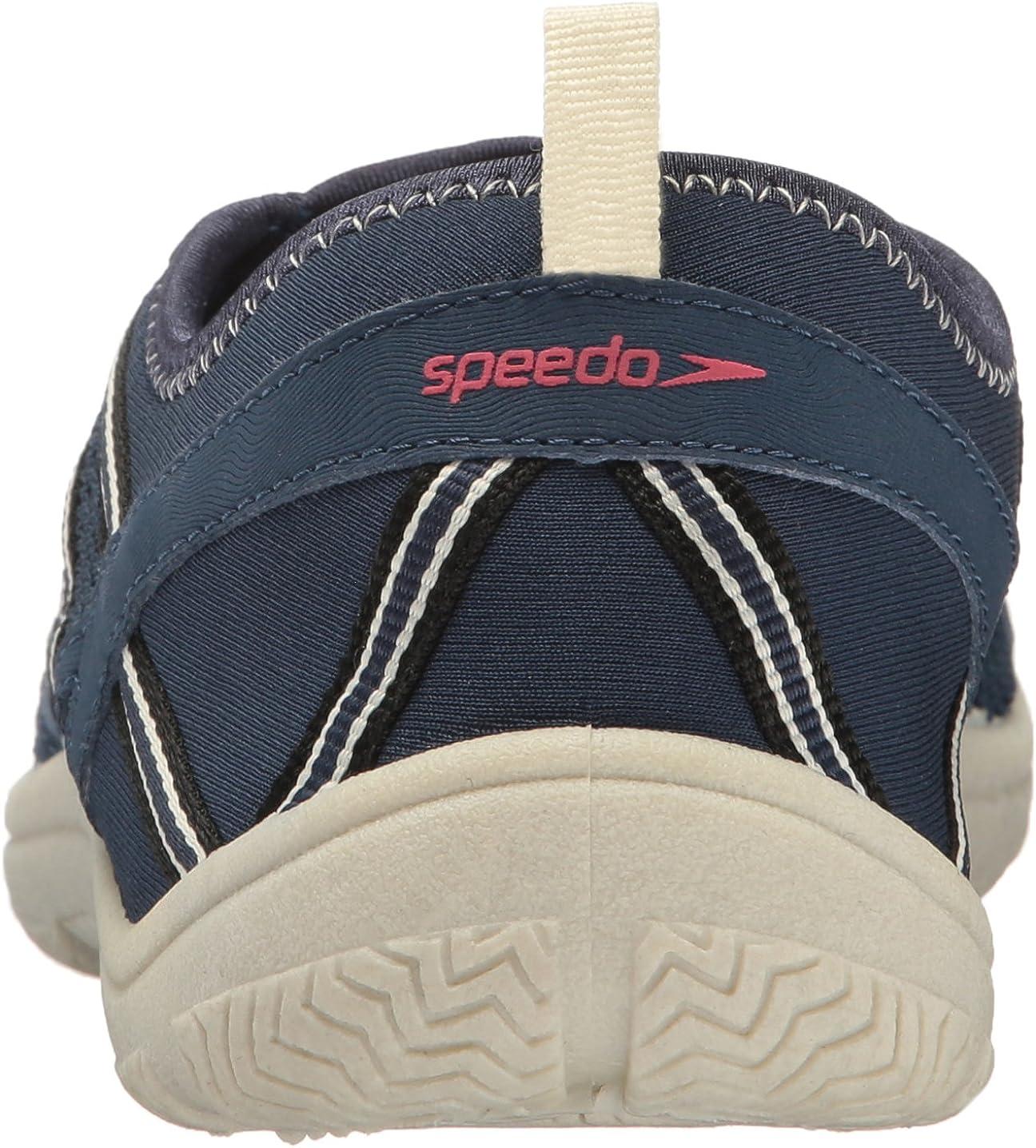 Speedo Mens Seaside Lace 5.0 Athletic Water Shoe