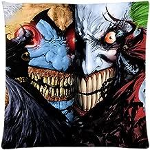 Spawn vs Batman Decorative Pillow Case cover Standard size 18