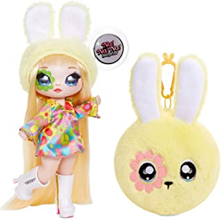 Na! Na! Na! Surprise 2-in-1 Fashion Doll and Plush Purse Series 4 – Bebe Groovy