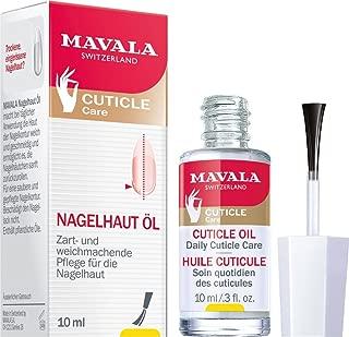 Mavala Cuticle Oil Nail Care and Polish, Pack of 1