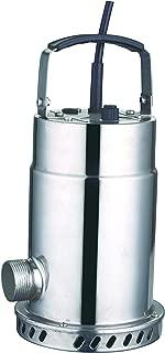 Acquaer Waterfall Pump, Silver White
