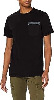 G-STAR RAW Men's Hunting Patch T-Shirt