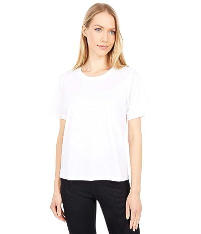Skin Organic Cotton Carine Tee (White) Women