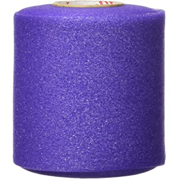 "Mueller MWrap Latex-Free Prewrap, 2.75"" X 21.4 Yd Roll, Purple, 2 Pack"