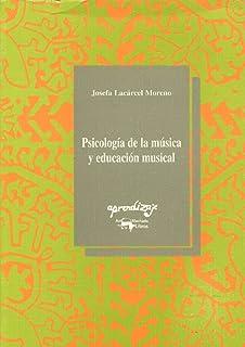 Psicología de la música y educación musical (Aprendizaje)