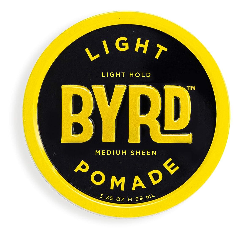 最後のシャイニング挨拶するBYRD(バード)  ライトポマード 70g