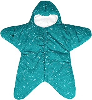 EsTong Baby Sleepsack Wearable Blanket Starfish Swaddling Bunting Sleeping Bag Nest Nightgowns Newborn