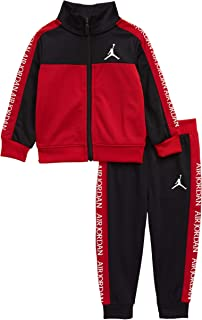 Jordan Boy`s Air Full Zip Jacket & Sweatpants Set