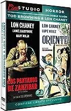 Cine Studio Doble Sesión Tod Browning & Lon Chaney: Los Pantanos de Zanzíbar West of Zanzibar 1928 + Oriente Where East Is East 1929