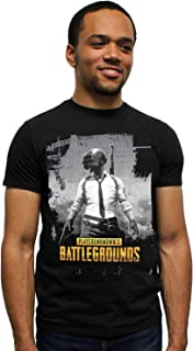 Bioworld Playerunknown's Battlegrounds PUBG Shirt Welder Man Men's T-Shirt
