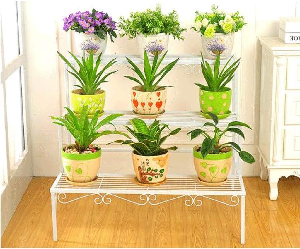 Plant Stand Rack Planter Garden Metal 3 Shelf P Tier Memphis Mall specialty shop