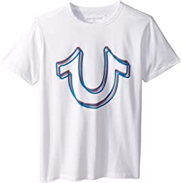 True Religion Kids Horseshoe Tee (Big Kids)