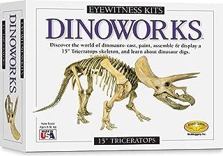 Skullduggery Eyewitness Kits Perfect Cast Dinoworks 15