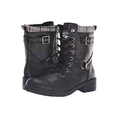Rocket Dog Thunder (Black/Black) Women