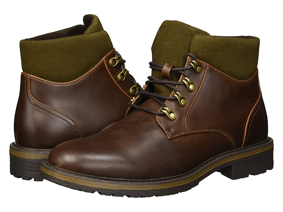 Kenneth Cole Unlisted Bainx Boot (Brown) Men