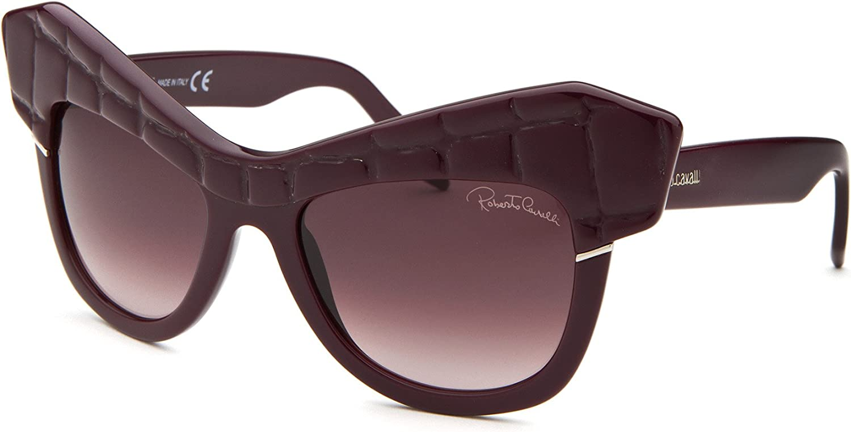 Roberto Cavalli Women's Wild Diva Sunglasses, Purple