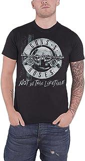 Guns N Roses T Shirt Not In This Lifetime Tour Xerox Logo 公式 メンズ