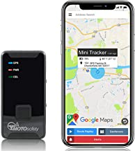 Car Tracker - MOTOsafety Mini Portable Real Time Personal Tracking and GPS Tracker