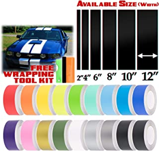 Best white racing stripes Reviews