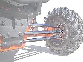 SuperATV Heavy Duty Aluminum Rear Radius Arms/Rods for Can-Am 72
