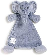 You are Loved Elephant Grey Children's Plush Lovie Toddler Blanket